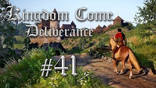 Kingdom Come Deliverance PS4 #41 - Kingdom Come Deliverance Gameplay German