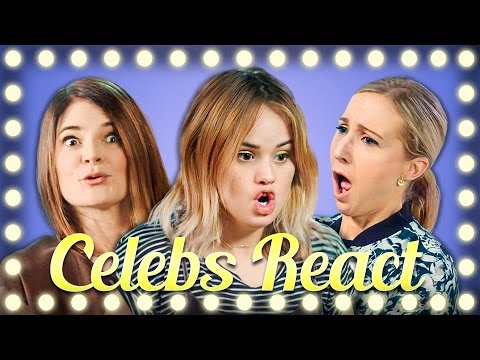 CELEBS REACT TO CRAZY RUSSIAN MUSIC VIDEO...