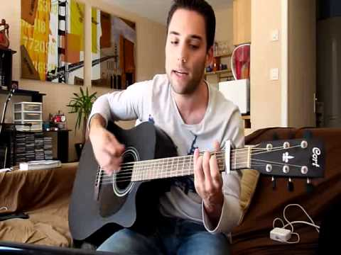 Aaron - Arm your Eyes Acoustic Cover