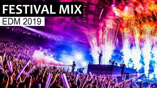 FESTIVAL MIX 2019 - EDM & Bass Electro House Music