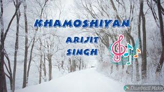 KHAMOSHIYAN STATUS WHATSAPP | ARIJIT SINGH | FROM KHAMOSHIYAN | GURMEET CHOUDARY |
