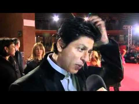 Shah Rukh Khan Rome Film Festival premieres My Name is Khan 2010