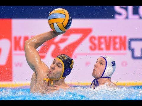 Montenegro vs Slovakia - Euro Waterpolo Men Champ. 2020 - Preliminary, Day 1