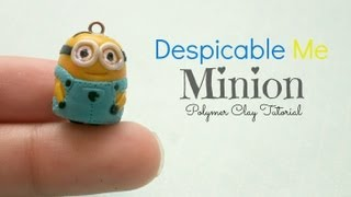 Minion | Polymer Clay Tutorial ≧◡≦ Thumbnail