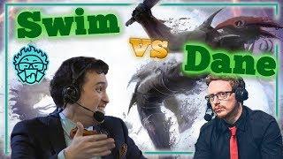Swim vs. DaneHS (Phantom Draft ft. Eosin) | [Artifact Gauntlet]