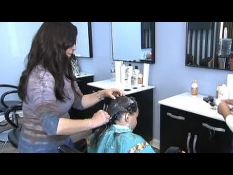 Salon treatment takes aim at super lice