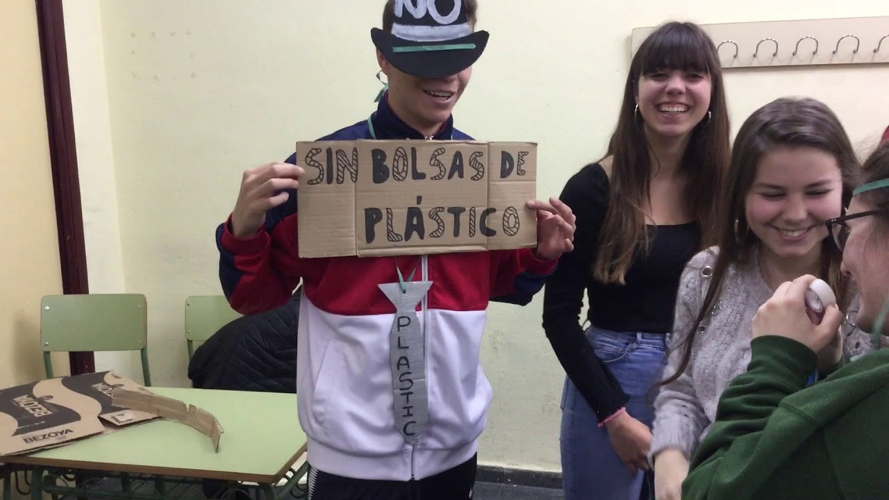 Proyecto I`m a plastic teem