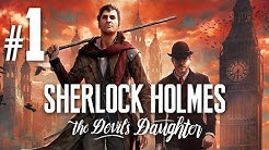 Let's Play SHERLOCK HOLMES: THE DEVIL'S DAUGHTER - #1 - Gameplay - PS4 - Deutsch / German - PROMOTED