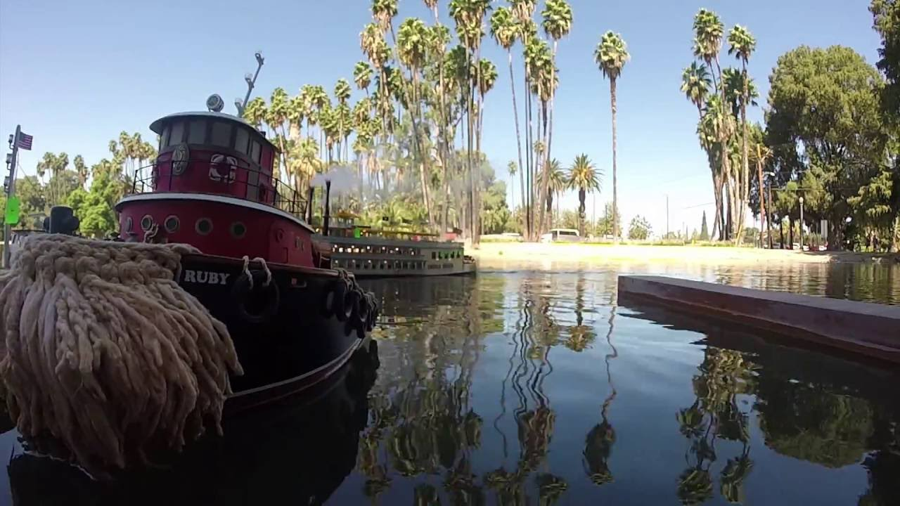 RC Tugboat Barge Pushing 2016 INS Fall Regatta