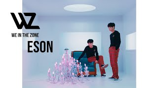 WE IN THE ZONE 1st MINI Album [ WE IN THE ZONE ] Prologue film #ESO...