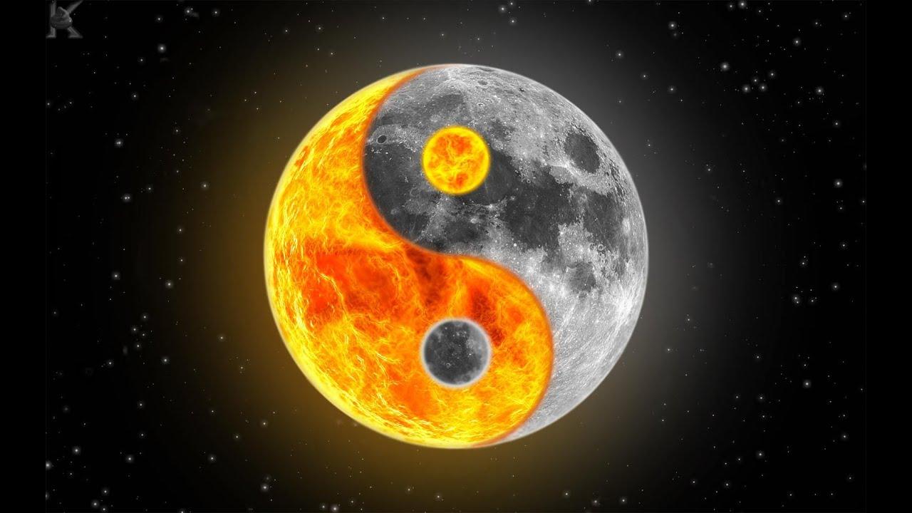 Yin Yang Live Wallpaper - YouTube