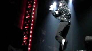 Navi 2002 Webster Hall Performing For Michael Jackson
