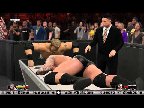 WWE 2K15 Review: One More Match DLC