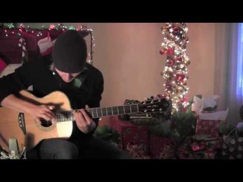 Calum Graham - Carol of the Bells (Solo Acoustic Guitar)