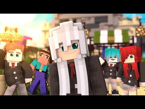 LA CHICA INVISIBLE Y EL POLICIA !!!   SCHOOL LIFE Cap. 28 Temp.2 ( Minecraft Roleplay )