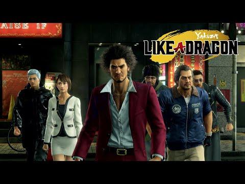 Yakuza: Like a Dragon   The Quest Begins (DE USK)