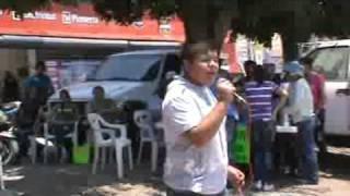 Victor Zavala - Tus Palabras (Fama Y Talento En San Blas)
