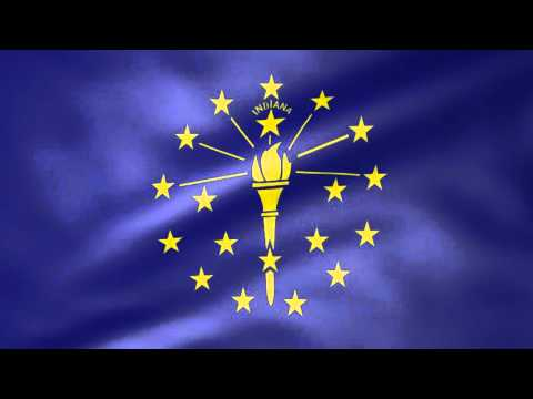 Indiana state song (official anthem)