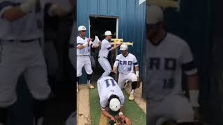 Fortnite meets Baseball in Real Life