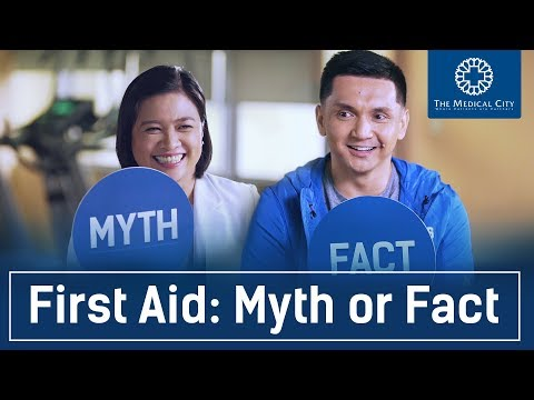 Let's Play First Aid: Myth or Fact with Jimmy Alapag