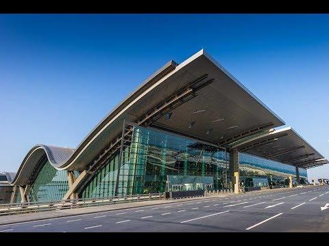 Way To Hamad International Airport Doha Qatar