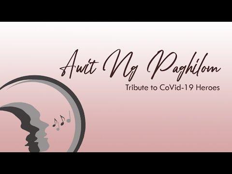 Awit ng Paghilom - Cantata Macau Filipino Artists Cover