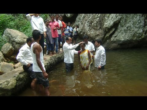 Holy God Tribal Ministries - Baptisms