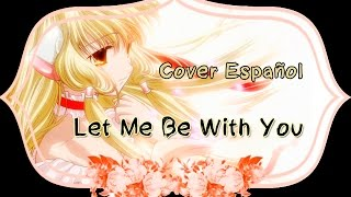 【Let Me Be With You (ROUND TABLE)】 Chobits Opening