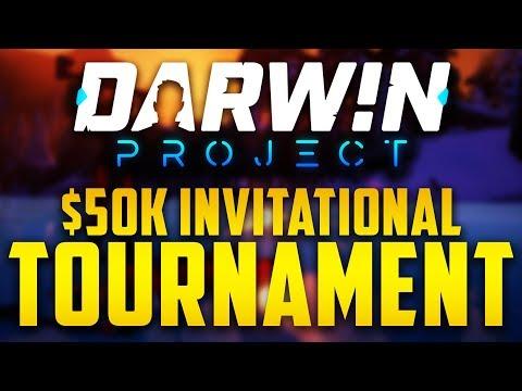 The Darwin Project $50K Invitational Tournament! STILL IN THE MONEY!