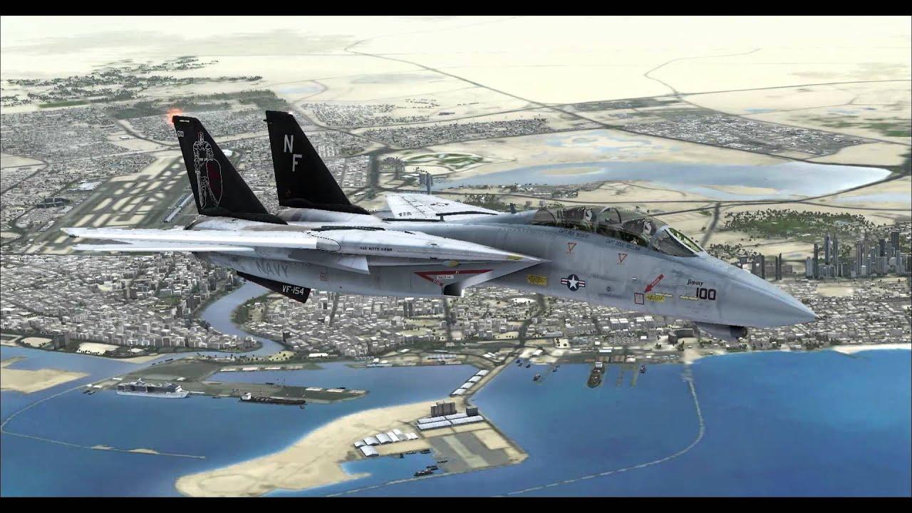 Fsx aerosoft f 14
