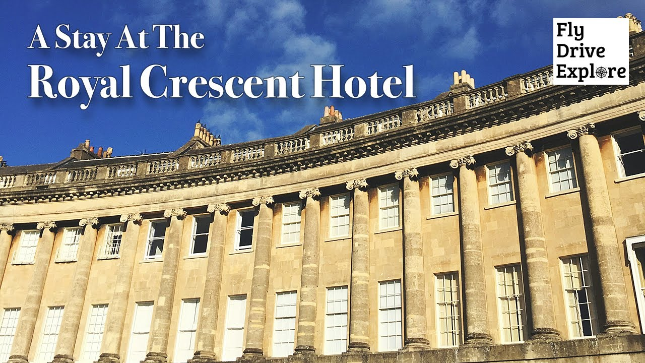A Stay At The Royal Crescent Hotel & Spa, Bath, England