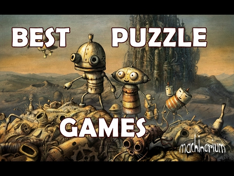Best Puzzle Games Of All Time