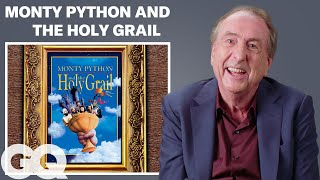 Monty Python S Eric Idle Breaks Down His Most Iconic Characters Gq