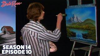 Bob Ross - Surprising Falls (Season 14 Episode 10)