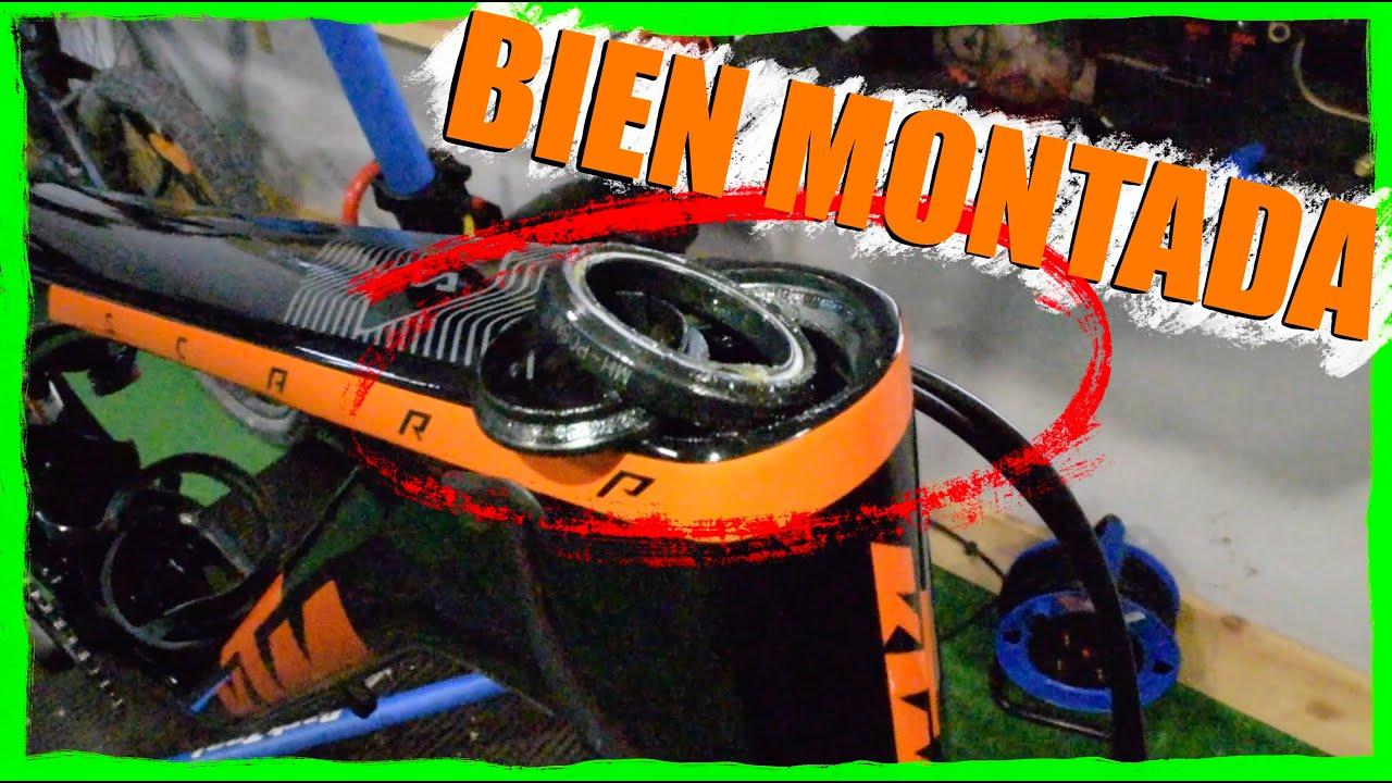 🔧 KTM Scarp ¿Se MONTAN BIEN las BICICLETAS? | Los Luises