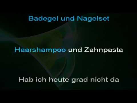 Die Doofen - Mief (Karaoke)