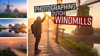 Windmills of Holland  - Moments In Time Ep 9
