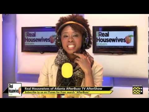 "Real Housewives of Atlanta After Show Season 6 Episode 1 ""Bye Bye With the Wind"" 