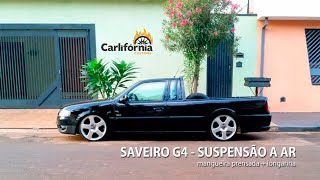 Saveiro G4 - Suspensão a ar + mangueira prensada + longarina thumbnail