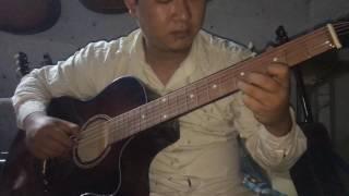 Chút kỉ niệm buồn -Test guitar 650k - 0906391557
