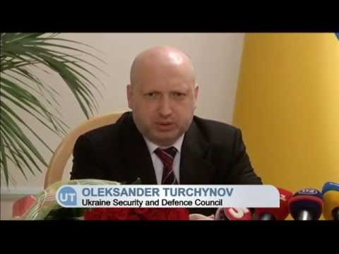 Ukraine's Turchynov Appointed New Security Council Chief: Key task to implement peace plan