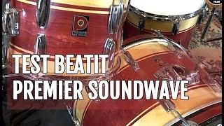 BeatIt Vintage Test: Premier Soundwave