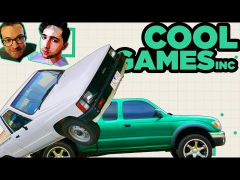 Griffin and Nick Make an Innocent Truck Game — CoolGames Inc