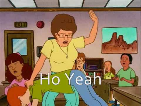 Toon porn free king of the hill