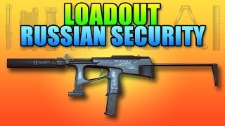 Battlefield 4 Loadout PP-2000 Russian Presidential Security