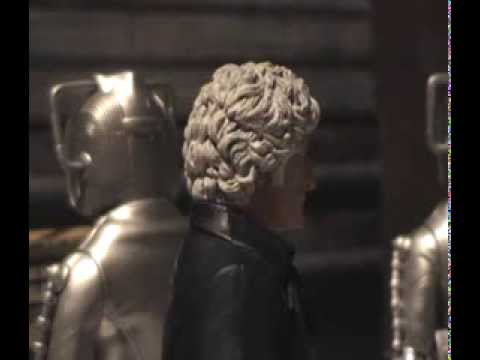 Doctor Who Action Figure Adventures: The Cyber Incursion-Part Four
