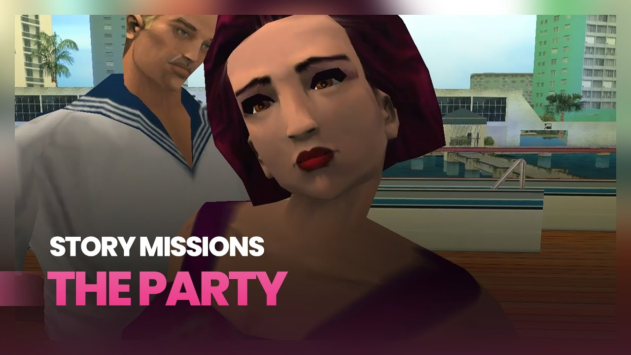Download Grand Theft Auto Vice City Gameplay - #3 The Party