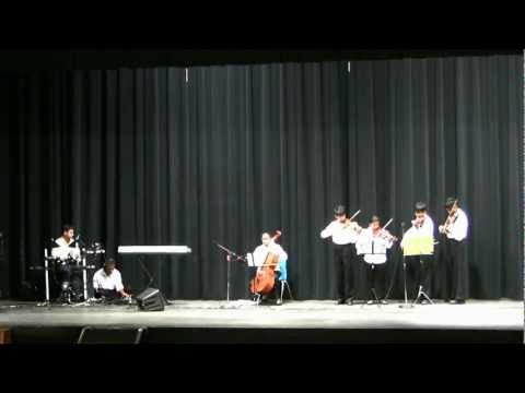 2011 - Columbus Tamil Sangam - Instrumental Music - Part  2 of 5