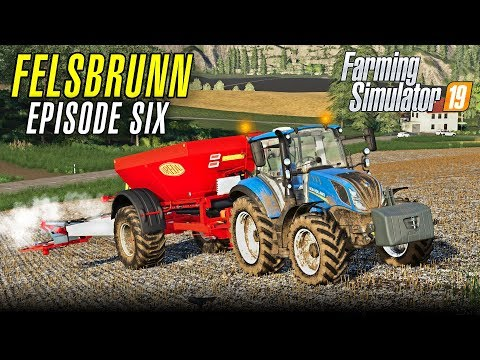 TIME FOR LIME | Let's Play Farming Simulator 19 | Episode 6