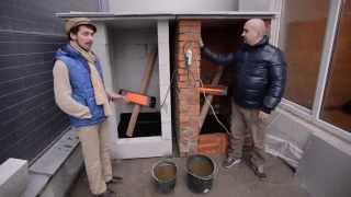Испытываем Bonolit экологично ли строить дом из газобетона(Видео материалы «Испытываем Bonolit экологично ли строить дом из газобетона» Карточка компании в Техинфотеке..., 2015-04-03T09:55:03.000Z)